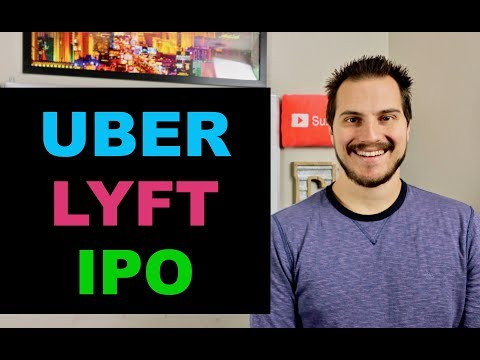 UBER IPO & LYFT IPO IN 2019! SHOULD YOU BUY?