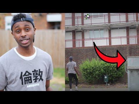 EPIC BIN SHOT CHALLENGE | Sharky's Street Striker #2