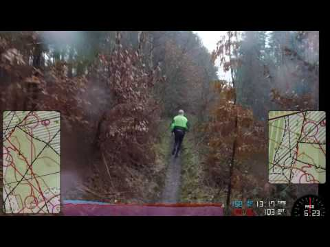 East Midlands Orienteering League 2017 - Harlow Wood (Mansfield)