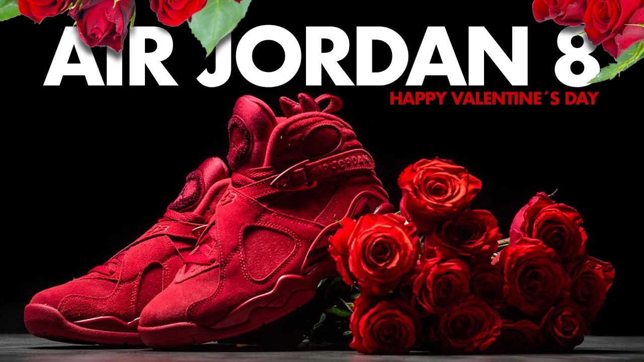 official photos 7a993 37b99 Happy Valentine`s Day Air Jordan 8 - Ladies Only!