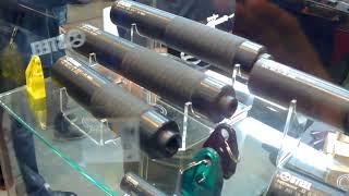 Глушители 'Steel' для всех автоматов, винтовок, пистолетов! Оружие и безопасность 2017