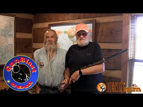 Charlie Daniels, Jeff Quinn, and Henry Repeating Arms - Gunblast.com