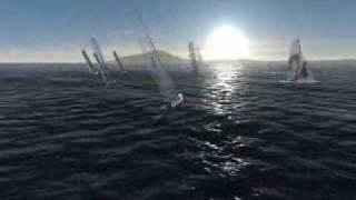Virtual Skipper 第3回 Japan Mixi Cup