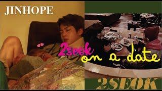 2Seok On a Date (JinHope moments #진홉)