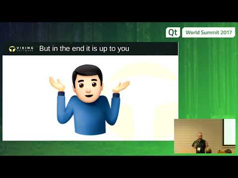 QtWS17, Modbus with Qt, Morten Winkler Jørgensen, Viking Software