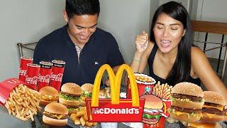 Mukbang #1 Taste of McDonald's Around The World