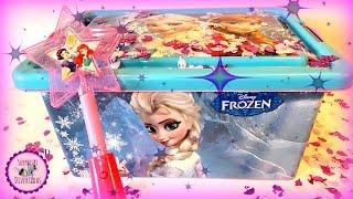 Caja Sorpresa de Frozen ♡ Juguetes de las PRINCESAS DISNEY ♡