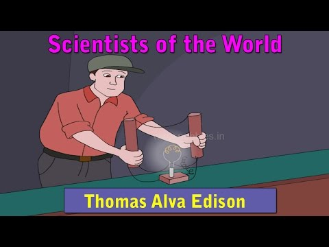 Thomas Alva Edison Documentary in Hindi | Scientists Stories in Hindi | Inventions Stories HD