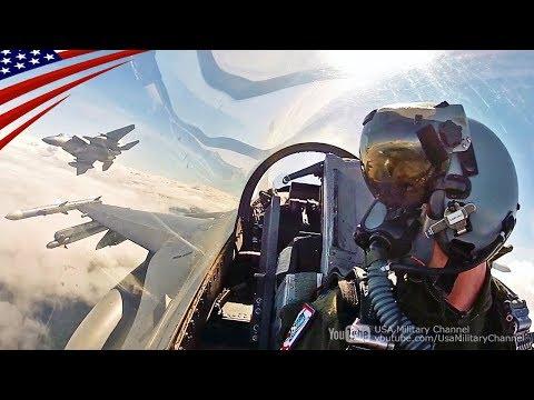 空戦演習レッドフラッグ・アラスカ PV