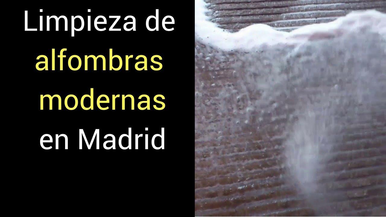 Limpieza de alfombras modernas el aclarado 3 youtube - Limpieza de alfombras de lana ...