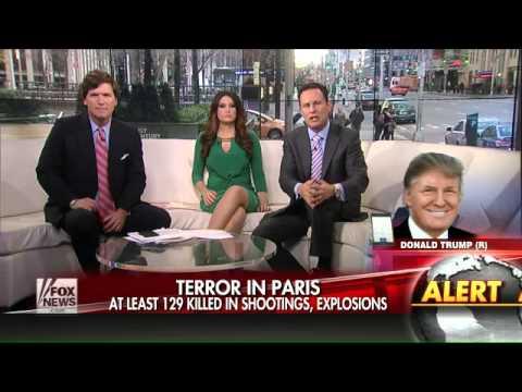 Donald Trump on Paris attacks, Democratic debate