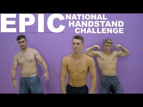 EPIC NATIONAL HANDSTAND DAY CHALLENGE