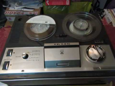 Walt Whitman  The Body Electric  Dan O'herlihy  Rare Reel to Reel Tape   1st video
