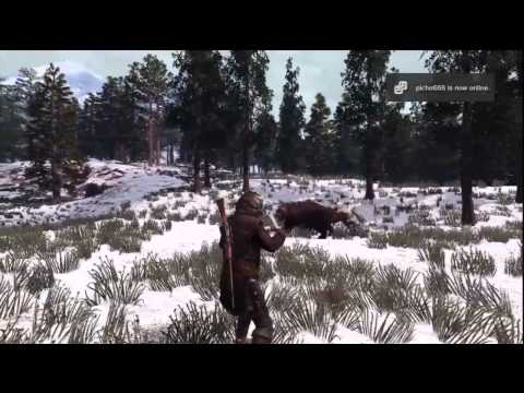 Red Dead Redemption: The Boss Hunter