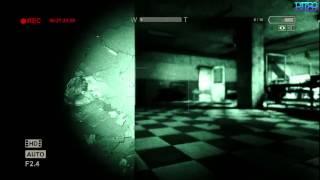 """Outlast Gameplay - """"Rettegés és szerencsétlenkedés éjszakája"""" (PC Mic HD)"""
