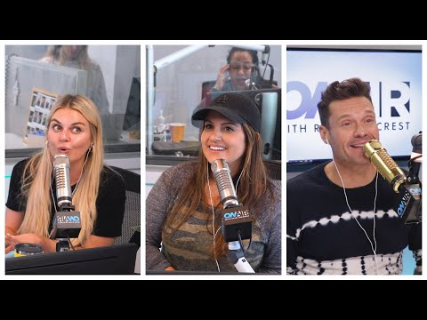Sisanie's New 'Friends' Inspired Phone Rule   On Air With Ryan Seacrest