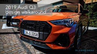 2019 Audi Q3 walkaround with designer Matthew Baggley