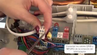 Termostat WIFI VAILLANT NetAtmo, com conectar la caldera al wifi, conectividad vaillant