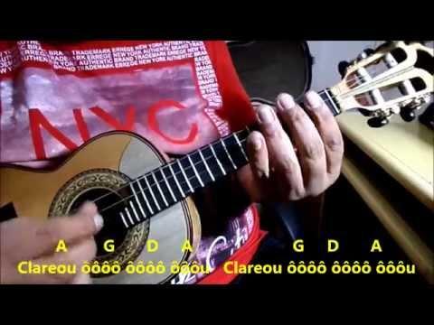 Clareou Xande de Pilares - Cavaquinho