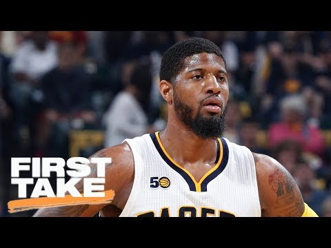 Paul George: Better Fit For Clippers Or Cavaliers? | First Take | June 20, 2017
