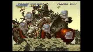 Metal Slug X #2 [Heavy Machine Gun]