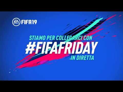 FIFA19 - #FIFAFRIDAY live streaming @Rohn @Gabbo @Marzaa @Rampage