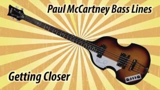 Video Paul McCartney Bass Lines - Getting Closer download MP3, 3GP, MP4, WEBM, AVI, FLV Agustus 2018