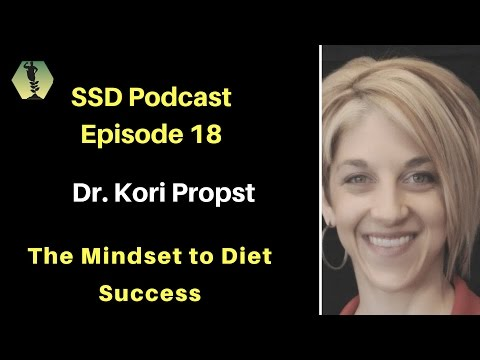 SSD Podcast Ep.18: Dr. Kori Propst: Mindset for Successful Dieting.