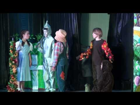 """The Magical Land of Oz"" by The Mt. Juliet Elementary Drama Club"
