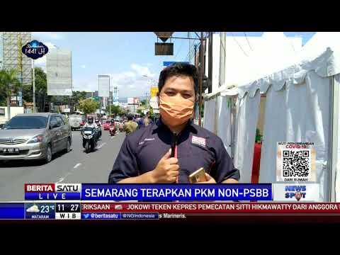 Semarang Tidak Terapkan PSBB, Tapi Ini