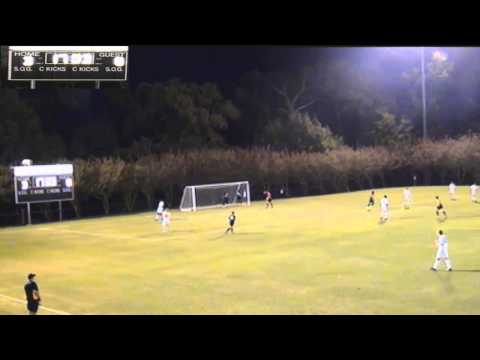 Men's Soccer:  Tyler vs Paris Junior College