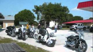 Harley Geezers Lous Blues, Indialantic, Florida  6th May 2012