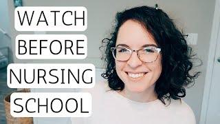 HOW TO PREPARE FOR NURSING SCHOOL