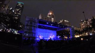 """Lou Gramm Band (Foreigner) Drum Solo """"Midnight Blue"""" in Los Angeles 2014"""