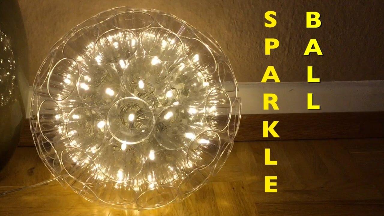 Lampe Kugellampe Aus Becher Machen Dekolampe Selber Machen