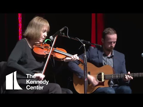 Liz Carroll with Jake Charron - Millennium Stage (June 5, 2016)