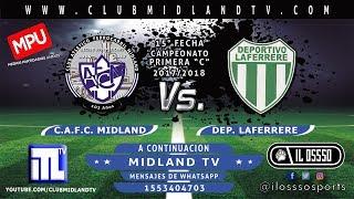 CA Midland vs Laferrere full match