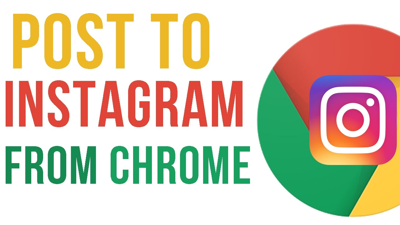 maxresdefault how to upload photos to instagram from google chrome 115 youtube