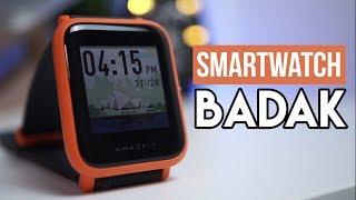 APPLE WATCH PAKET HEMAT?! Xiaomi Amazfit BIP Smartwatch Unboxing Indonesia