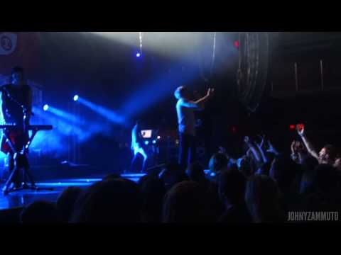 3OH!3 - partial set - Live at the House of Blues in Boston