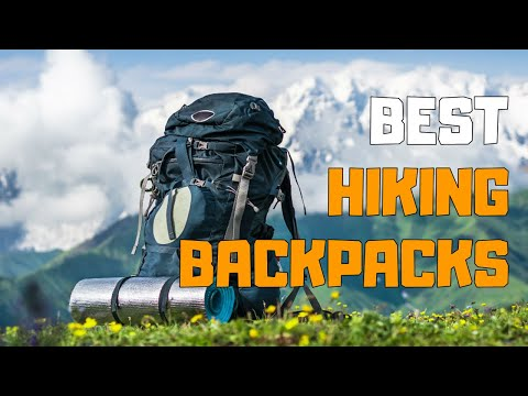 Best Hiking Backpacks in 2020 - Top 6 Hiking Backpack Picks