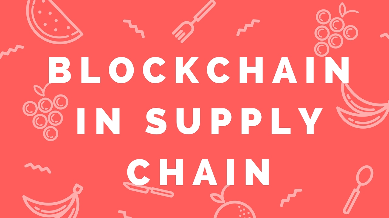Blockchain For Supply Chain Transparency Traceability