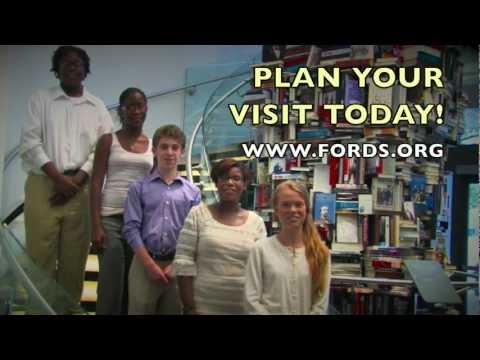 Student Tour of the Center for Education and Leadership