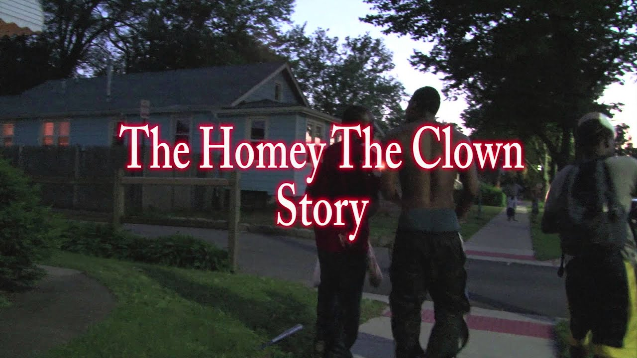 The homey the clown story - YouTube