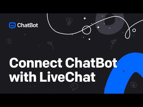Connect ChatBot With LiveChat