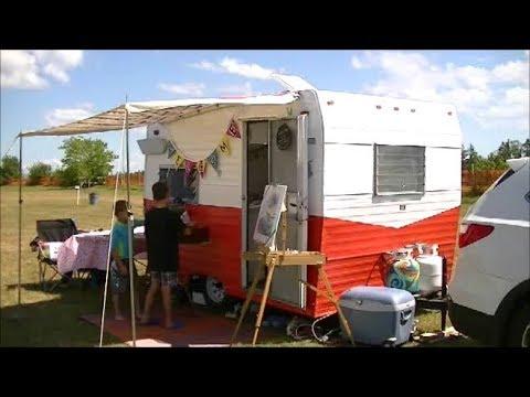 Vintage Campers Etc