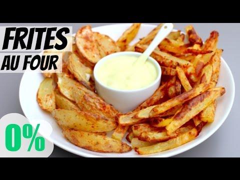 Frites au four 0 mayonnaise vegan sans huile hclf youtube - Cuiseur frites sans huile ...