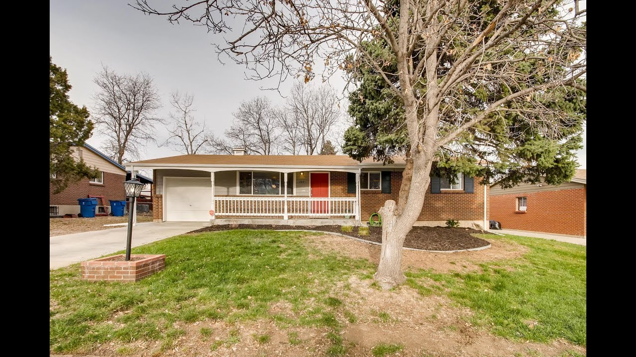 443 S. Xanadu Street - Affordable Aurora Home Just Listed by David ...