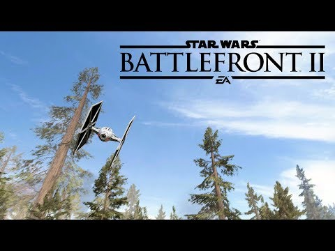 STAR WARS BATTLEFRONT II #2 - Batalha Espacial! (PC Gameplay Português)