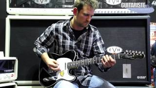 MusikMesse 2013 - Squier Telecaster Classic Vibes by Brice Delage
